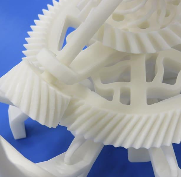 Piece design avec jeu fonctionnel-finition Haute qualité pour impression 3D par frittage laser
