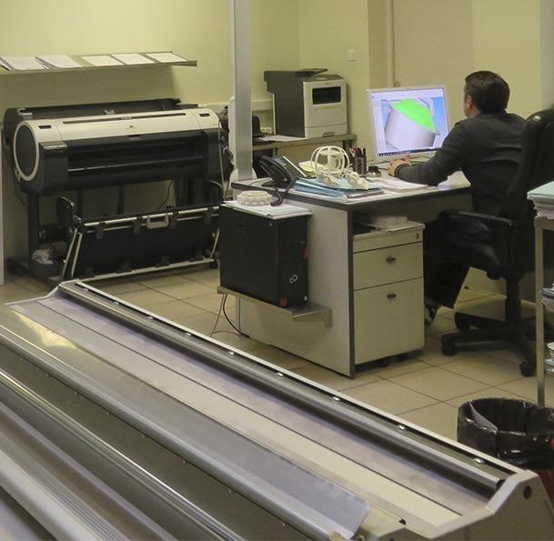 Bureau d'étude - L'impression 3D est réalisable à partir de vos fichiers numériques 3D