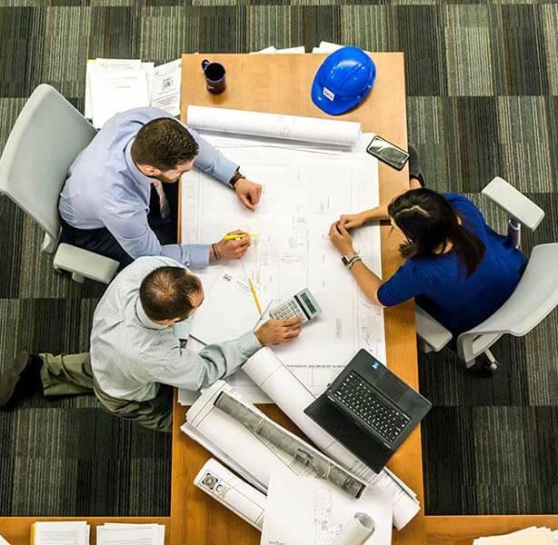 Le bureau d'études est le cœur de notre Centre de Recherche et Développement.