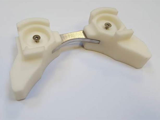 Avec l'impression 3D plastique, les coûts et process de fabrication sont fortement réduits